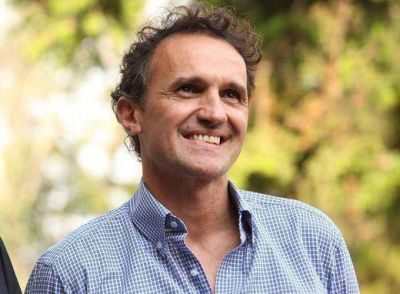 """Gabriel Katopodis: """"Los intendentes decidimos colaborar con la gobernadora para que tenga su presupuesto"""""""