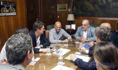 Colombi pidió autovías, mejorar rutas y avanzar en el segundo puente con Chaco