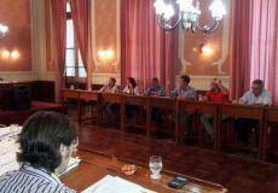 Concejales aprobaron la Emergencia Económica