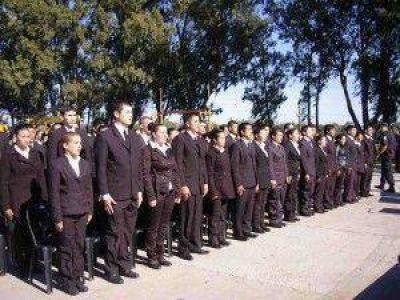 Se llevaron 23 efectivos policiales para el Operativo Sol