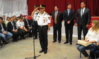 Tomó posesión del cargo el nuevo Jefe de Policía de Misiones