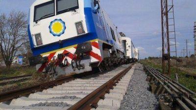 El tren contin�a suspendido por tiempo indeterminado