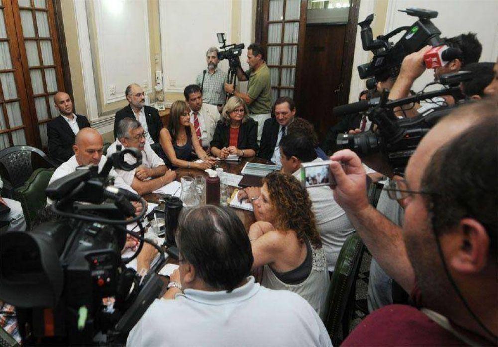 """Sonia Alesso: """"Ninguna discusión salarial va a estar por debajo del 35%"""""""