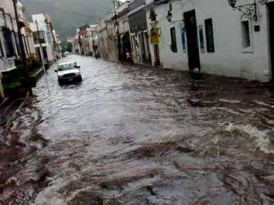 El manejo de cuencas evitará que la ciudad se inunde