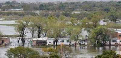 Diputados nacionales santafesinos pidieron Emergencia Hídrica