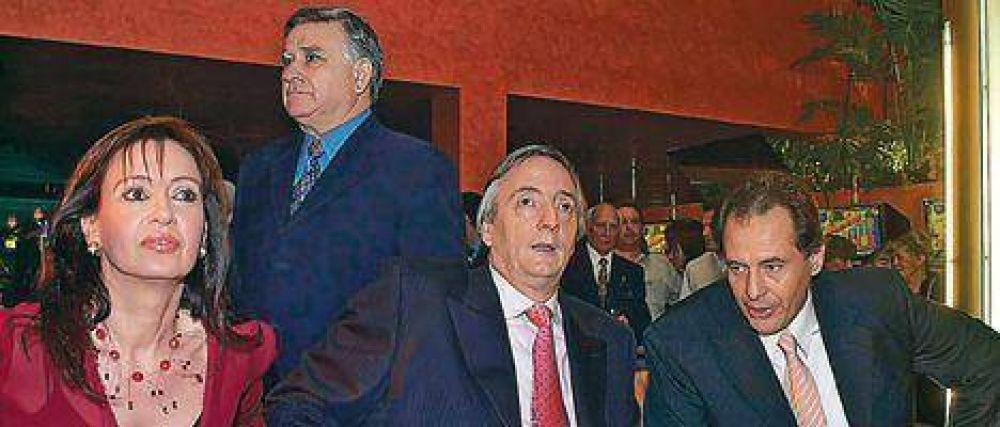 Cristóbal López, empresario K, ya sacó ventaja en el Prode Bancado