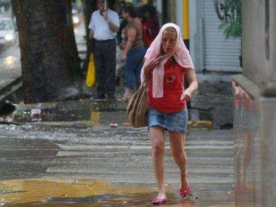 Otra vez Mendoza está bajo alerta meteorológica