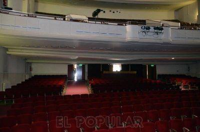 El Teatro permanecerá cerrado casi todo enero
