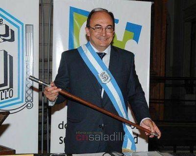 El Intendente Salom�n remiti� al HCD su manifestaci�n personal de bienes