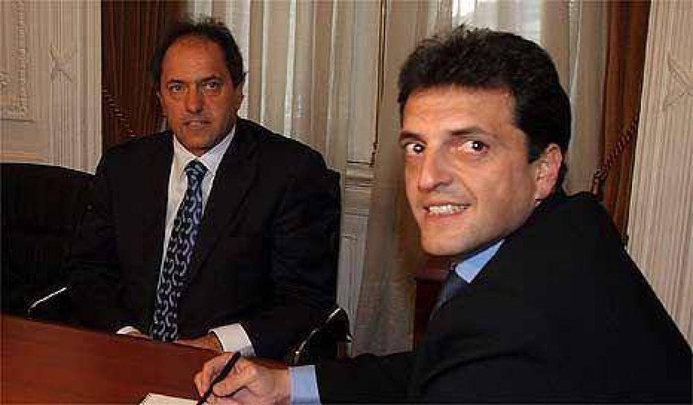 La Justicia archivó la causa de las candidaturas de Scioli y Massa