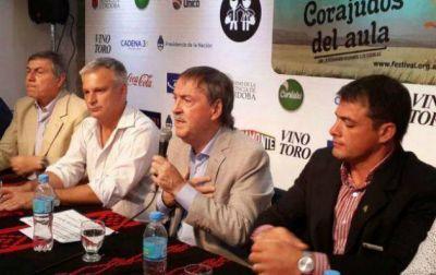 Schiaretti inauguró obras en el anfiteatro José Hernández