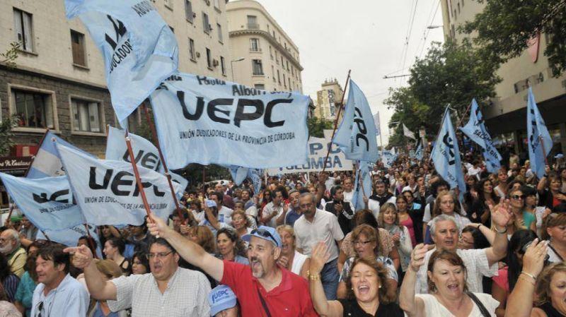 Uepc prepara negociación salarial junto al reclamo por jubilaciones