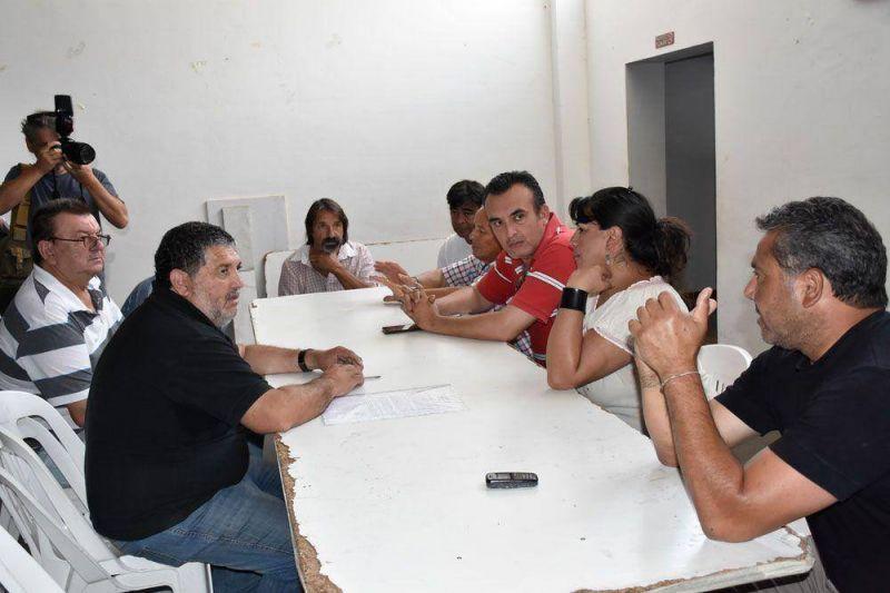 La Intersindical pide audiencia urgente con Altolaguirre