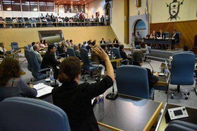 Área Rinconada-Puesto Morales: ingresó el proyecto a la Legislatura.