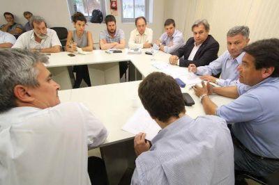 El Comité Operativo de Emergencia Hídrica de la Región 4 se reunió en Rosario