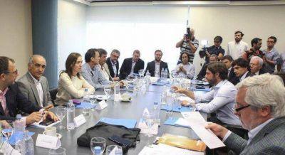 El massismo le propuso a Vidal romper la negociación con el PJ y decretar la emergencia financiera