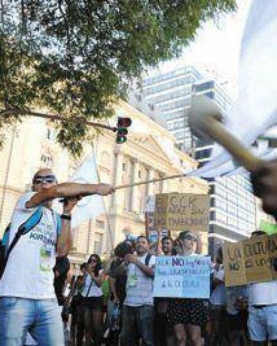 """""""El CCK no se abre sin sus trabajadores"""""""