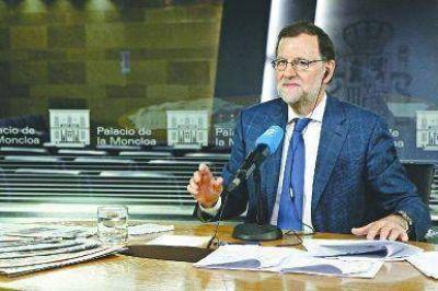 Rajoy dice que si no es gobierno sería