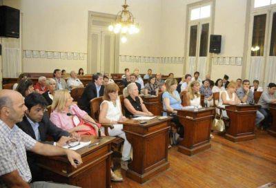 """Mayores Contribuyentes avalaron lo que la oposición definió como """"tarifazo"""""""