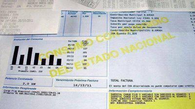 La tarifa eléctrica aumentará cerca de un 30% en Entre Ríos