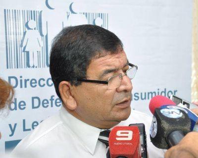 Albornoz sigue al frente de Defensa del Consumidor de la provincia