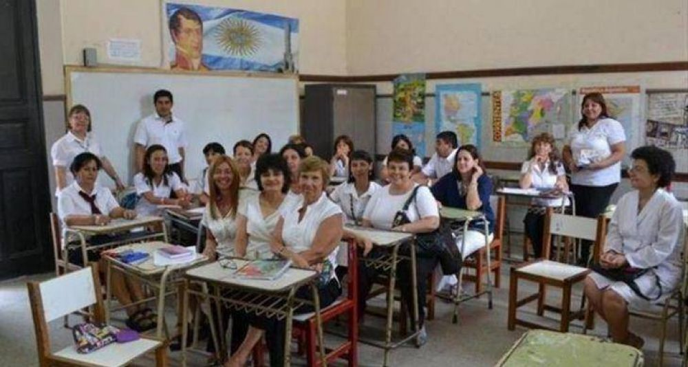 Paritaria Nacional: Con haberes de enero, docentes correntinos percibirán 460 pesos por cargo