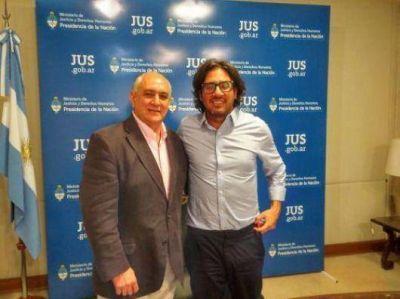 Quintana se reunió con el Ministro de Justicia de la Nación Garavano