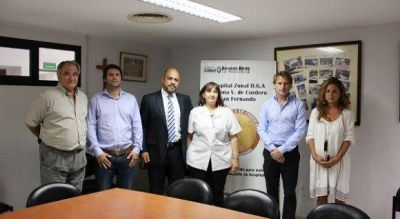 Funcionario �clave� de Vidal le trae su primera crisis con un intendente de Massa