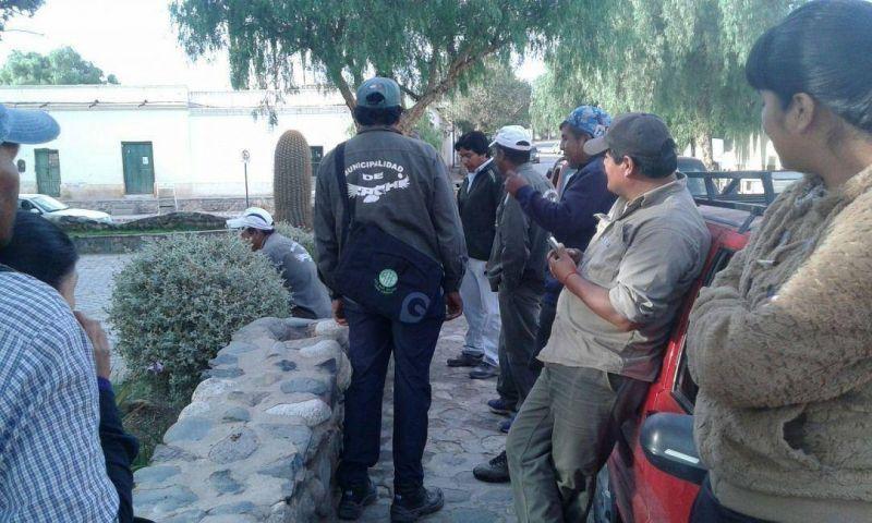 ATE denunció el despido de tres trabajadores en Cachi