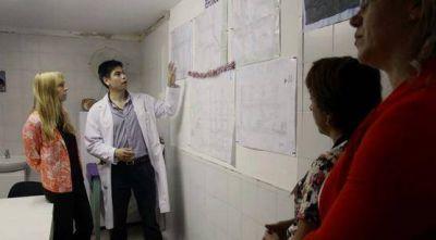El Siprosa renueva Plan de Contigencia en los hospitales del interior