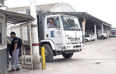 Los recolectores de residuos volvieron al trabajo luego de percibir sus sueldos