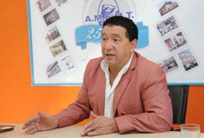 """Escudero le pidió a Diego Bossio que """"venga al PJ a decir lo que piensa"""""""