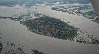 """Formosa media de """"puente de asistencia"""" del Paraguay"""