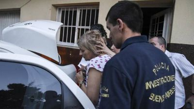 Detuvieron a la ex suegra de Cristian Lanatta
