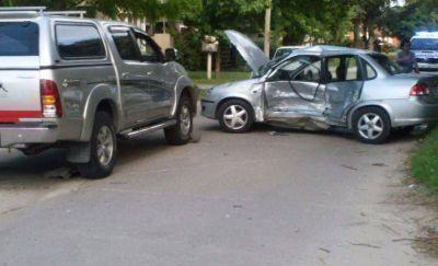 Muere una niña en accidente de tránsito