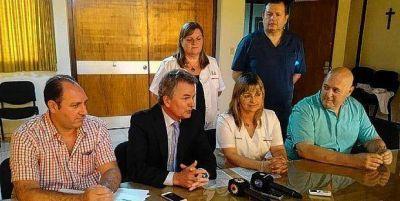 """Marta Bertín: """"Nuestro equipo representa a todos en el hospital"""""""