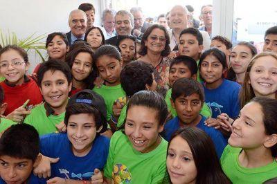 Primera reunión de Lucía con José Cano, titular del Plan Belgrano