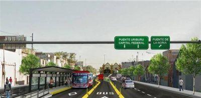 Metrobus: un ramal recorrerá Lanús a partir de 2017