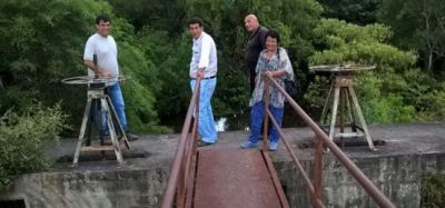 Nación y provincia en trabajo conjunto de asistencia a inundados