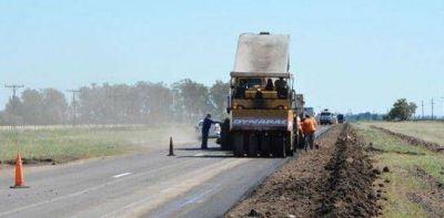 Obras en Ruta Nacional N° 34