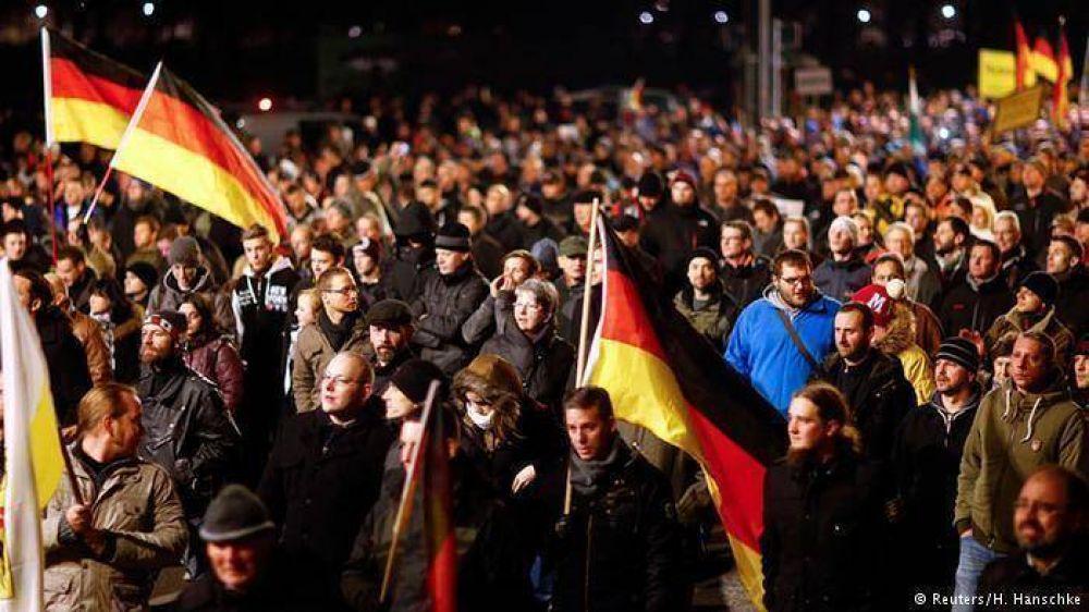 Grupos xenófobos de Colonia atacaron a varios musulmanes