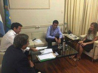 """Importantes gestiones de ediles de """"Cambiemos"""" en La Plata"""