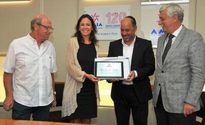 La AMIA recibió la visita de la ministra de Desarrollo Social de la Nación