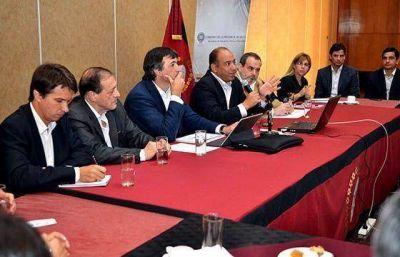 Bullrich visitó Salta para analizar con autoridades locales los desafíos en educación y deportes
