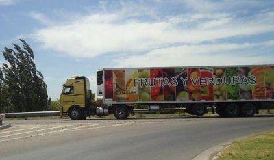 """Partirá a """"La Feliz"""" el segundo camión térmico con productos locales"""