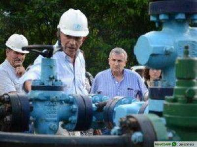 Gerardo Morales reafirma decisi�n institucional de terminar con la explotaci�n hidrocarbur�fera en Calilegua