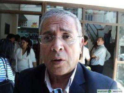 Abud Robles anunció ayuda oficial a productores afectados por el granizo