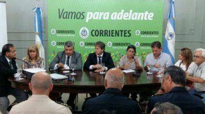 l Comité de Crisis coordina acciones junto a Unicef Argentina para asistir a los damnificados por la creciente