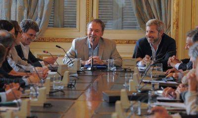 Nación y Provincia acercaron posiciones sobre deudas mutuas y obras públicas