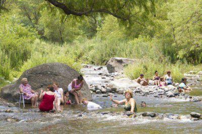 Catamarca registró la temperatura más alta del país con más de 40ºC